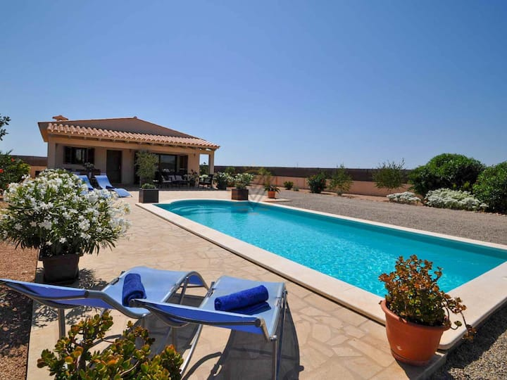 Can Melis, countryhouse in Sa Pobla, Mallorca