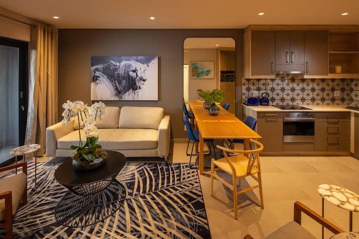 The Den Two Bed Apartment (Cape Summer Villas)