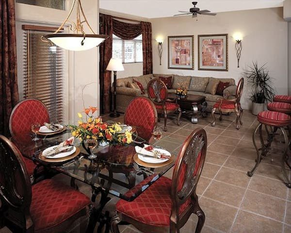 Cliffs at Peace Canyon 1 bedroom suite - Las Vegas - Villa