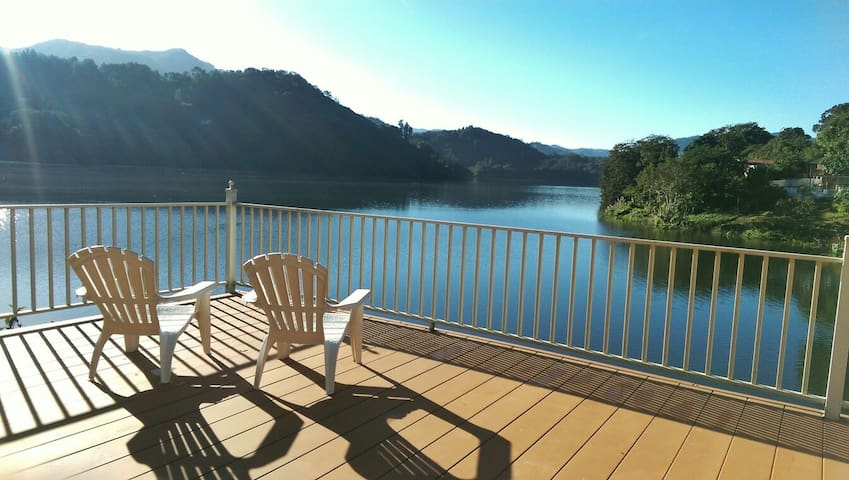 Lake View Retreat Apartment - Utuado