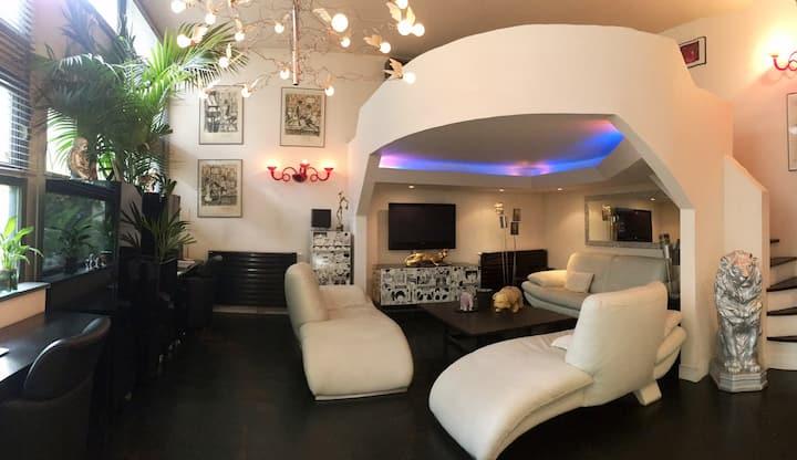 Luxueux Atelier d'Artiste