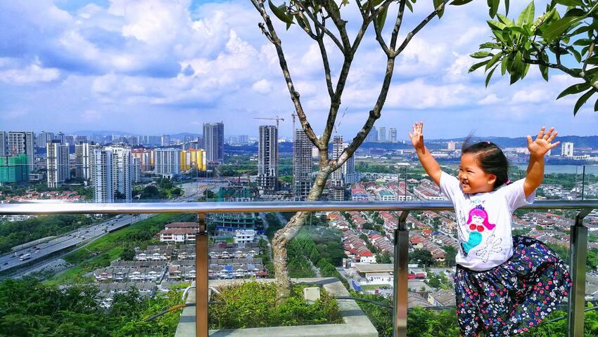 2-4PAX★5min run LRT BRT SUMMIT SEGIColl@Subang USJ