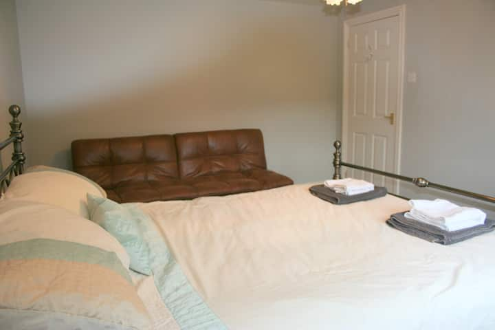 Beautiful Double Bedroom on Exmoor