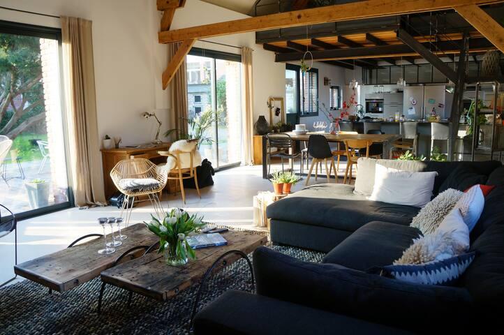 Maison d'Architecte à 10 minutes d'Arras