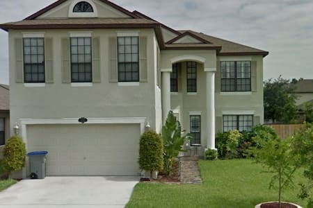 Huge Comfy Luxury Home near Beaches, Disney, KSC - Titusville