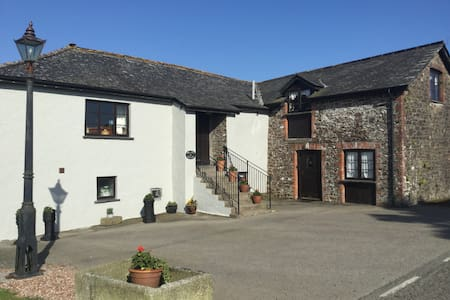 The Old Granary, barn conversion that sleeps 10