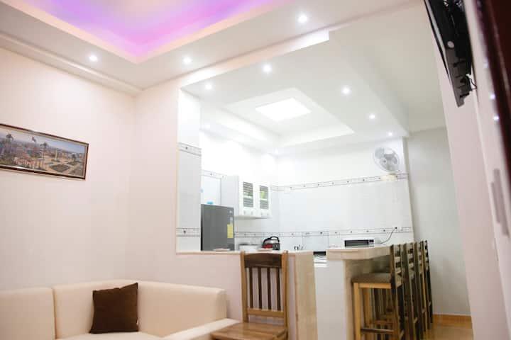 Casa Yesenia (APTO COMPLETO DE 3 HAB +WIFI )