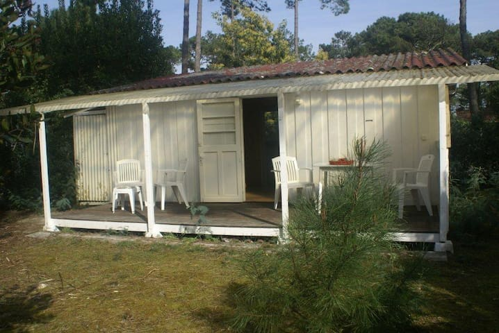 Bungalow Centre naturiste CHM - Vendays-Montalivet