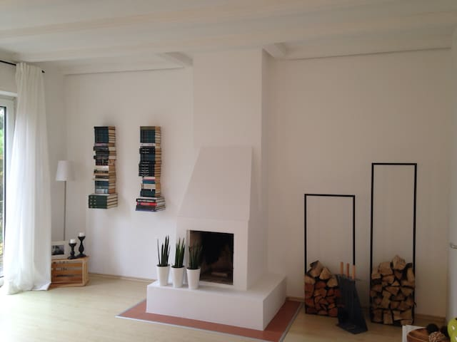 Idyllisches Haus mit Rheintalblick - Bendorf - Дом