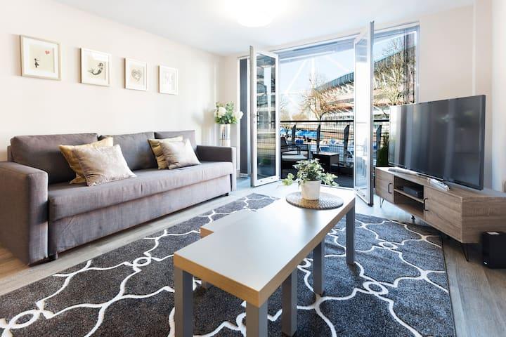 Millennium View - Executive Apartment