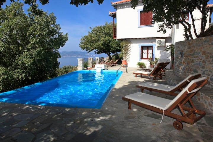 Pool Villa Maria O with stuning view