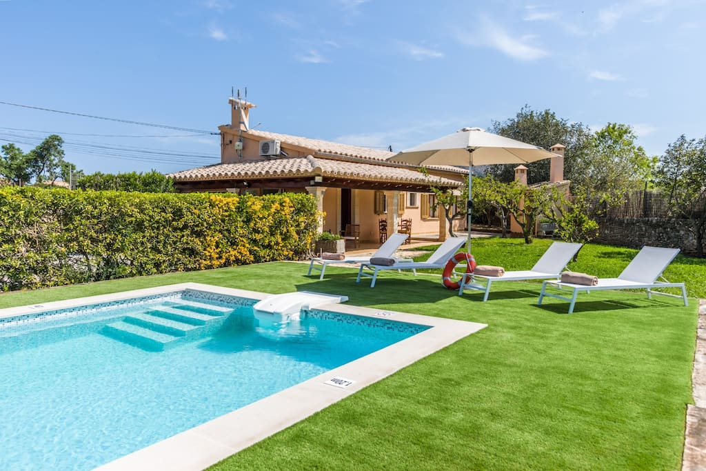 Home And Away Villa In Alcudia