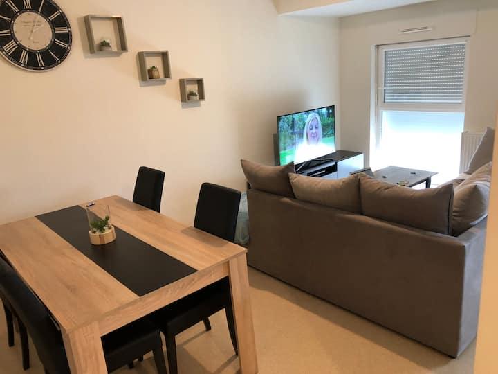 Chambre dans Appartement très calme