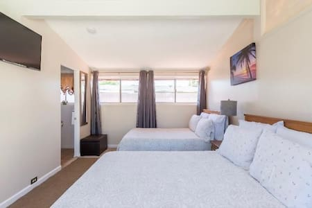 Super Clean mastersuite with total  private access