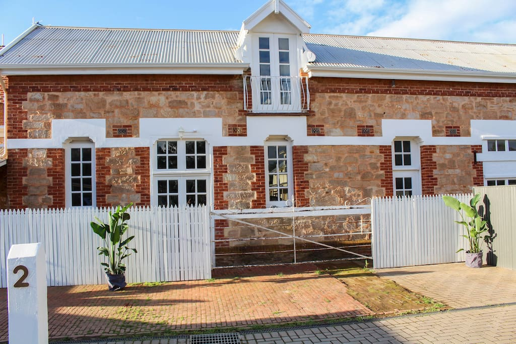 Historic Coach House restored to modern day luxury