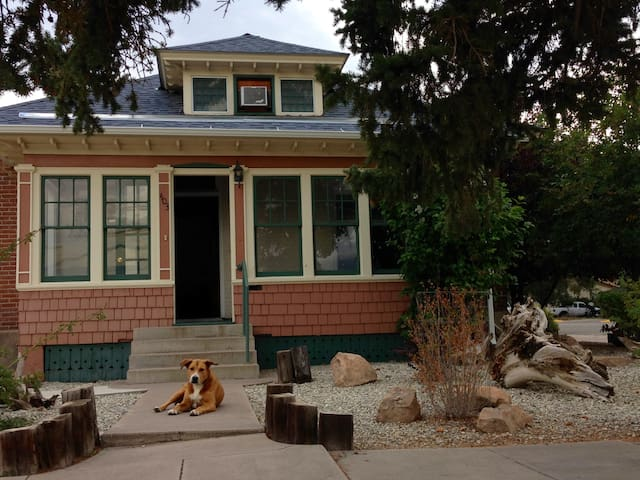 A heart-filled home in the heart of Alamosa - Alamosa