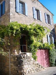Maison de charme Gardoise - Saint-André-de-Roquepertuis - House