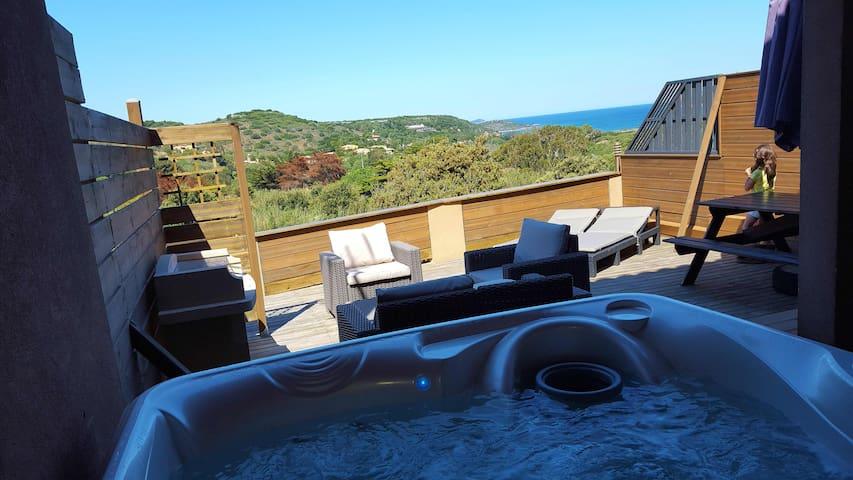 Appartement avec superbe vue mer - Bonifacio
