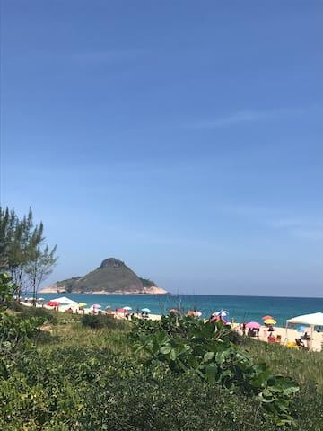 Aconchegante chalé na beira da praia - Río de Janeiro - Casa