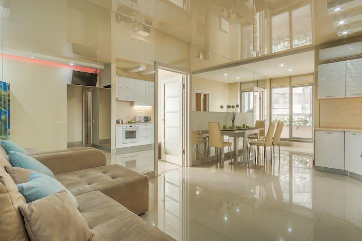 3 BedRooms ❤ Sea 800m | New House |Guard | Arcadia