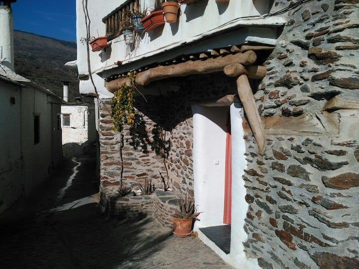 Casita Rural Madolim en Pampaneira, La Alpujarra