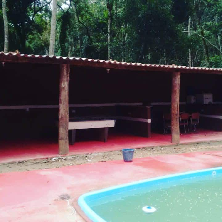 Rancho do edu localizado Mairiporã