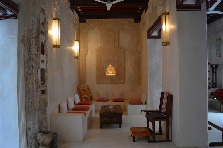 Unique Historical Villa in Lamu - Lamu