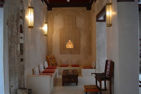 Spice Trader Mansion in Lamu