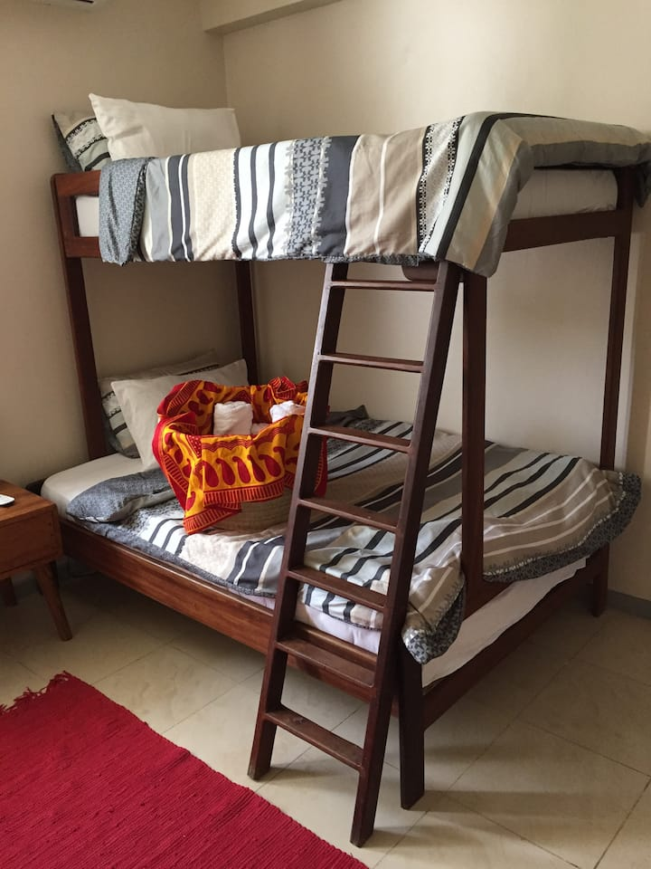 Mtitu House Bed & Breakfast: Amani (Room 3)