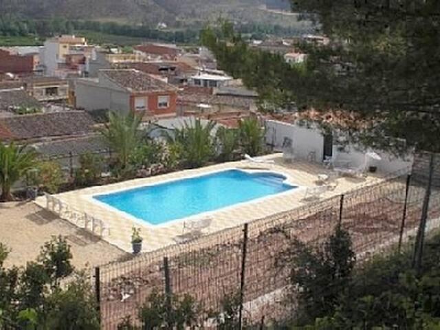 appartement au calme avec piscine - Barxeta