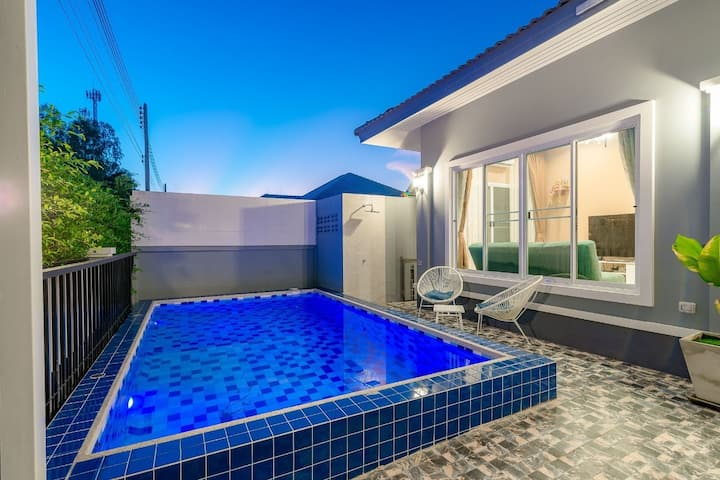 Baan Hawaii Hua-Hin Poolvilla