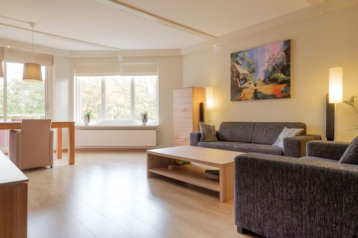Large iconic apt. near Rotterdam - Capelle aan den IJssel - Apartment