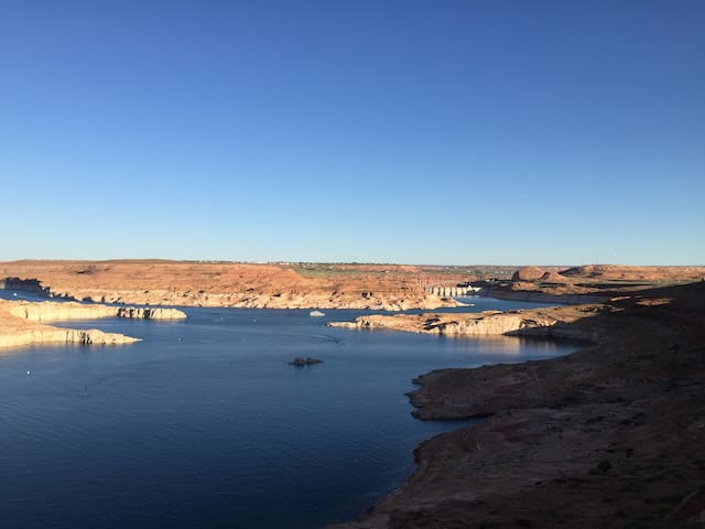 Lake Powell Resort House
