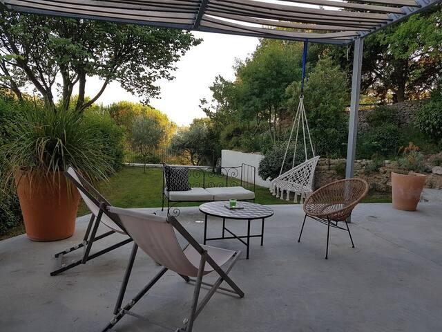 Modern vila in the heart of Aix en provence