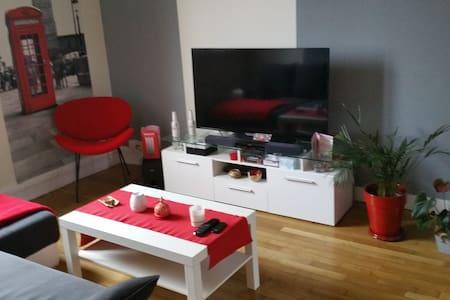 Appartement 4pers proche Paris - Le Plessis-Robinson - Huoneisto