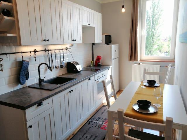 Panoráma apartman