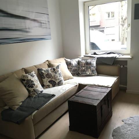 3 Zimmerwohnung im schönen Bilk - Düsseldorf - Apartment