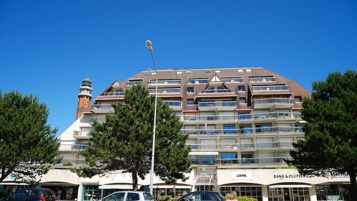 Appartement T3 triangle d'or du Touquet