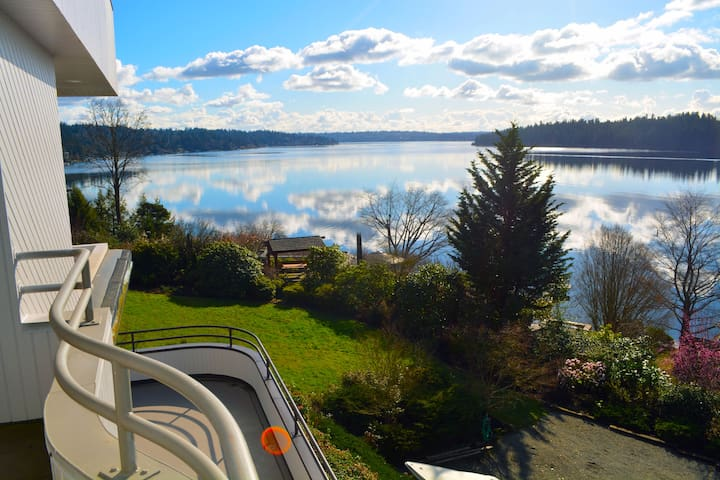 Amazing View House btw Seattle-Bellevue-Redmond - Mercer Island - Dom