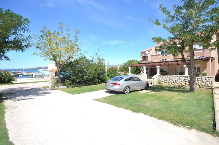 Apartment Ivan (27101-A1) - Pag - island Pag