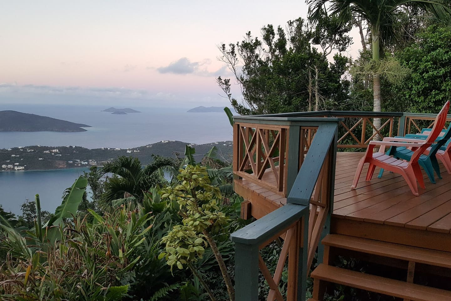 Your View from your very own Deck