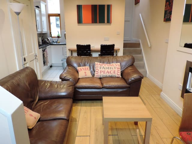 Cozy room close to everything - Dublin - Rumah