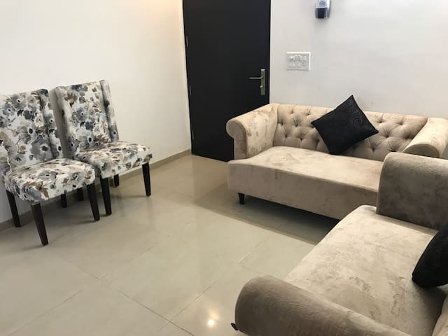 The Vivante, a fully furnished 2 bedroom apartment