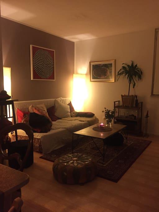 Wohnzimmer // Livingroom