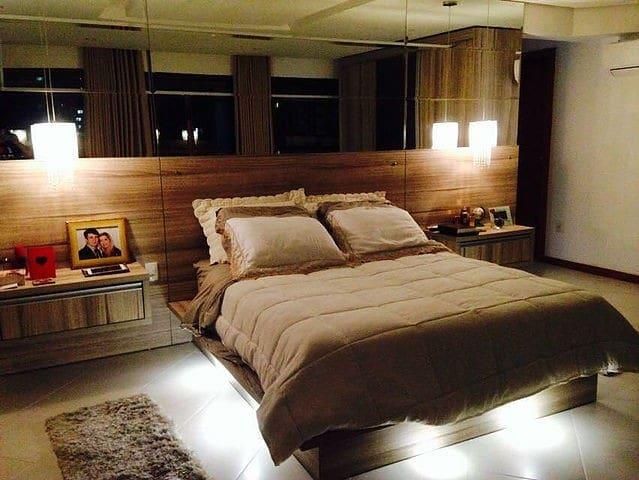 Apartamento de Luxo 6 pessoas em Torres