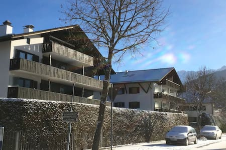Apartment Anastasia. Central location. - Garmisch-Partenkirchen - 公寓