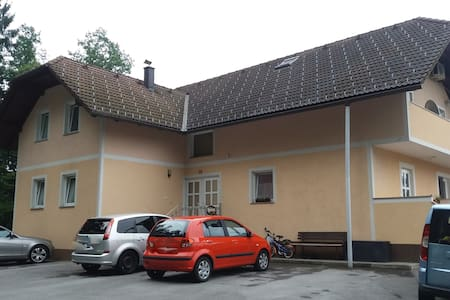 apartment in country, also near Ljubljana(20min) - Velika Ligojna - Leilighet