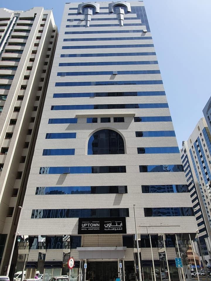 Studio - Uptown Hotel Apartments Abu Dhabi