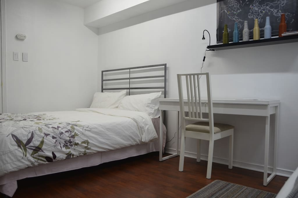 The double-bed