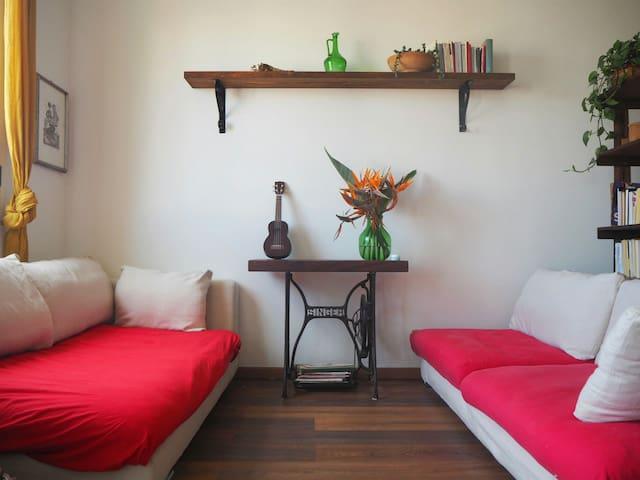 Casita Verde (Stanza Corallo)